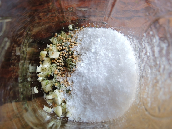Man Fuel - Food Blog - Pickling Spices for Dill Pickles