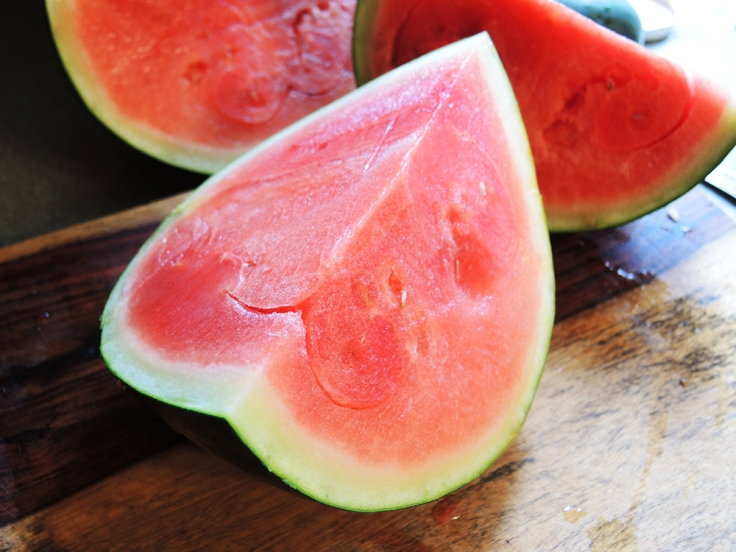 Man Fuel - food blog - Watermelon