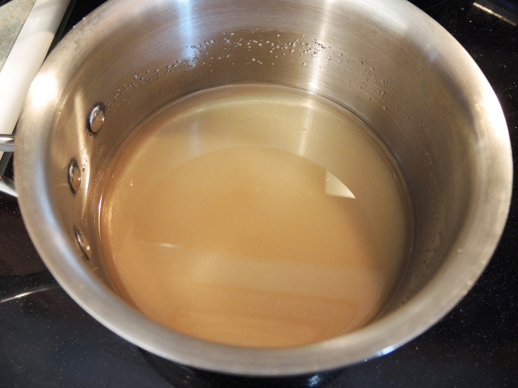 Man Fuel - food blog - Simple Syrup