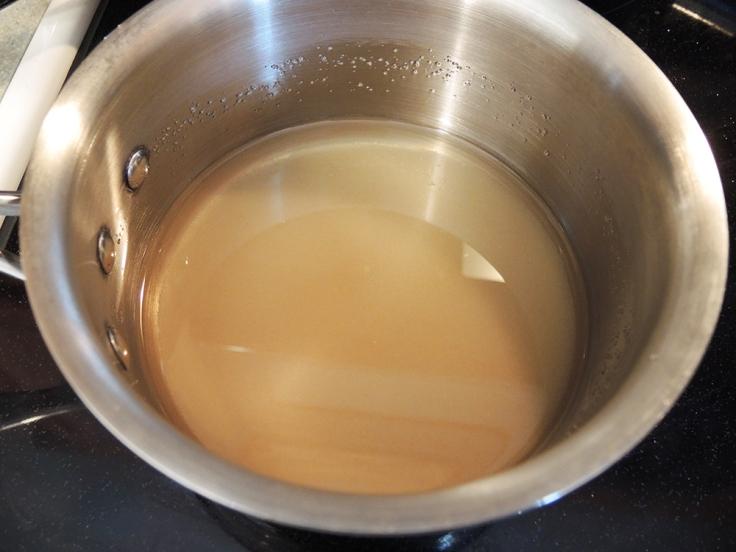 Man Fuel - food blog - Simple Syrup