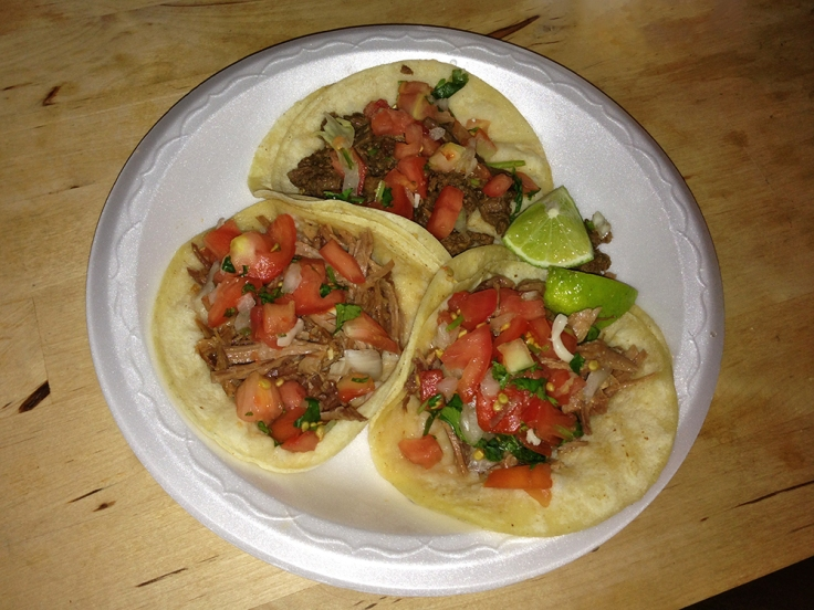 Man Fuel - Food Blog - Don Nachos - Pawtucket, RI - Beef Tacos