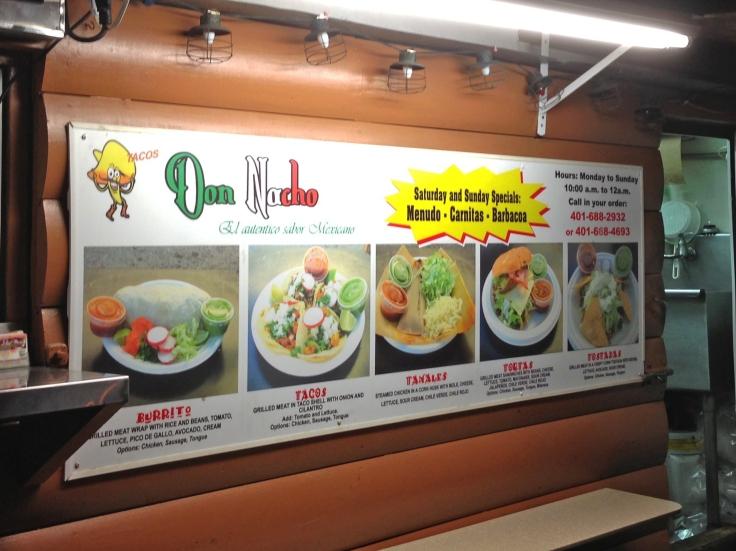 Man Fuel - Food Blog - Don Nachos - Pawtucket, RI