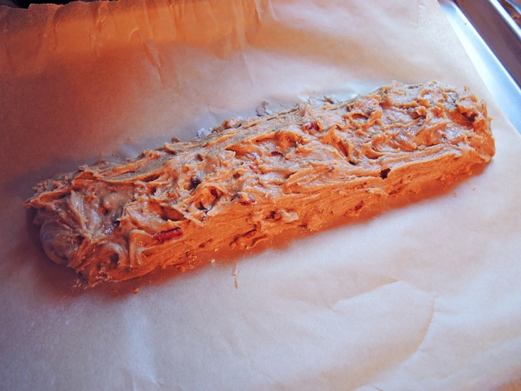 Man Fuel - Food Blog - Pumpkin Biscotti - Raw
