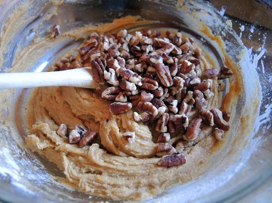 Man Fuel - Food Blog - Pumpkin Biscotti - with Pecans