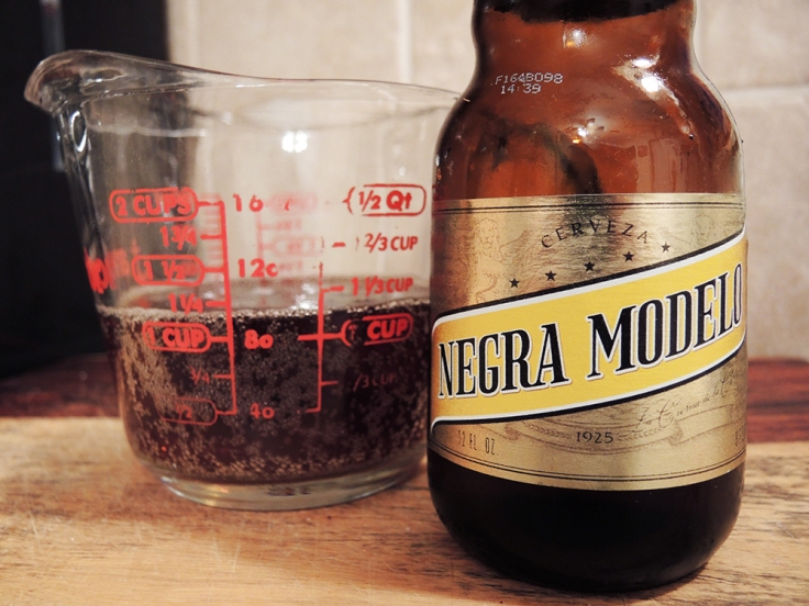 Man Fuel - Cooking with Negra Modelo