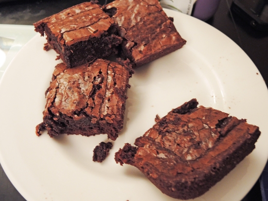 Man Fuel - Food Blog - Beer Brownies