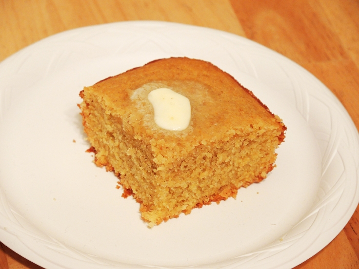 Man Fuel - Food Blog - Buttermilk Cornbread Recipe