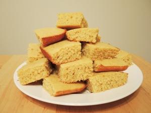 Man Fuel - Food Blog - Easy Buttermilk Cornbread Recipe