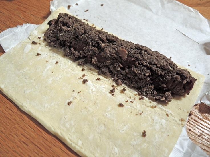 Man Fuel - Food Blog - Mini Beef Wellingtons - Mushroom Duxelles over Sirloin Tip