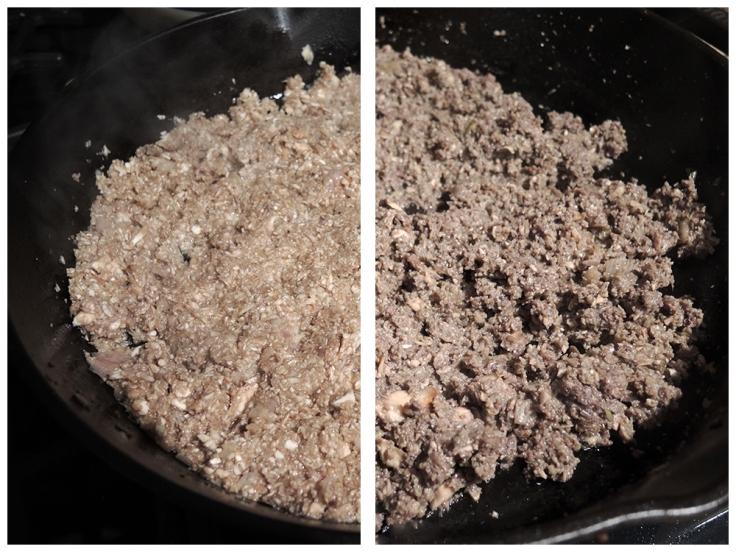Man Fuel - Food Blog - Mini Beef Wellingtons - Mushrooms Duxelles