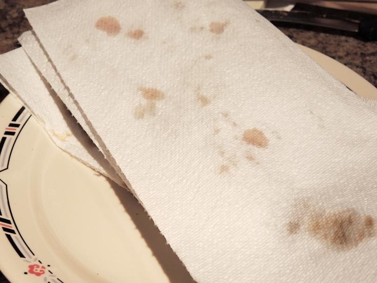 Man Fuel - Food Blog - Mini Beef Wellingtons - Pat Drying Sirloin Tips