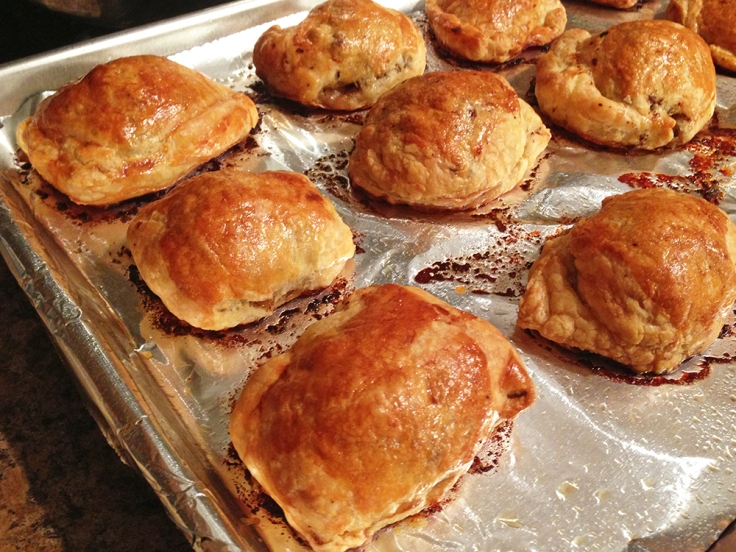 Man Fuel - Food Blog - Mini Beef Wellingtons - Single Portions Fresh From the Oven