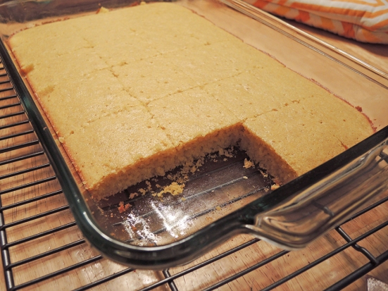 Man Fuel - Food Blog - Sliced Buttermilk Cornbread