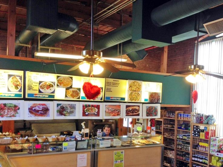 Man Fuel - Food Blog - Joe's Shish Kabob - Fall River, MA - Interior
