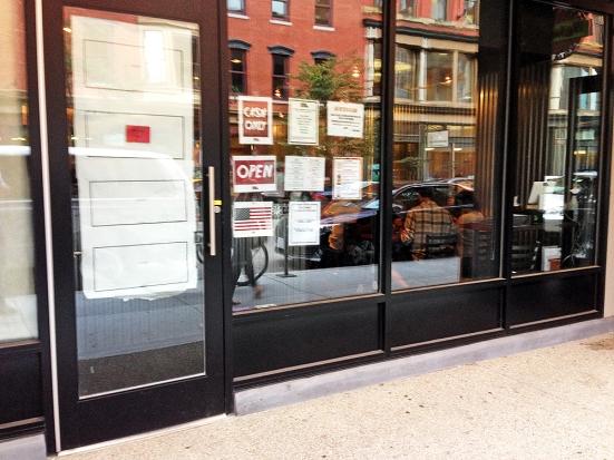 Man Fuel - Food Blog - Ken's Ramen - Providence, RI - Exterior