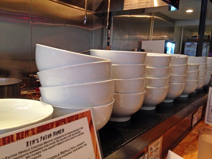 Man Fuel - Food Blog - Ken's Ramen - Providence, RI - Interior