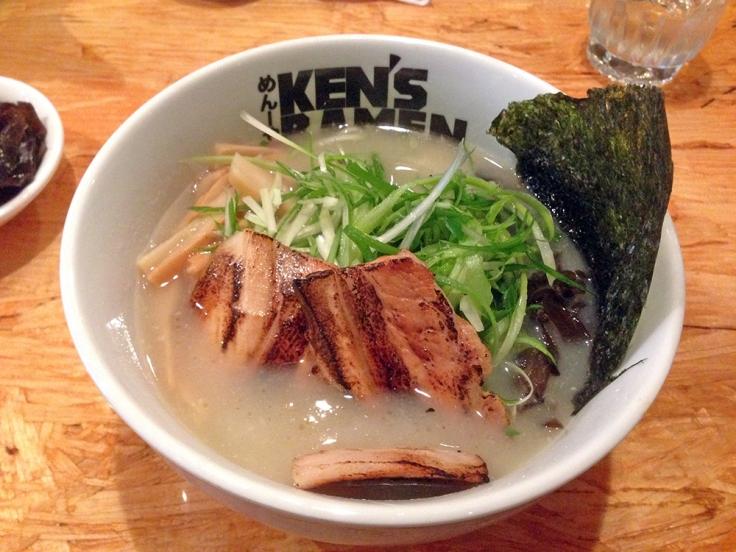 Man Fuel - Food Blog - Ken's Ramen - Providence, RI - Paitan Ramen