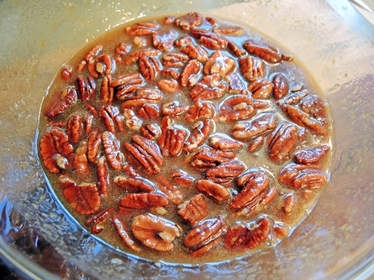 Man Fuel - Food Blog - Pecan Pie Filling