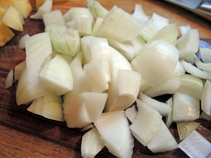Man Fuel - Food Blog - Onions