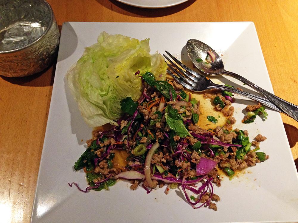 Opal Thai Food In Haleiwa Hi