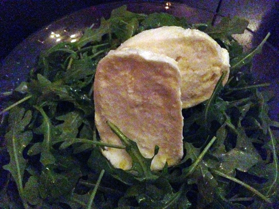 Man Fuel - Food Blog - Enoteca Umberto - Providence, RI - Mozzarella and Arugula Salad
