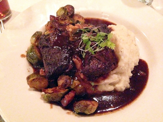 Man Fuel Food Blog - Red Stripe - Providence, RI - Braised Short Rib