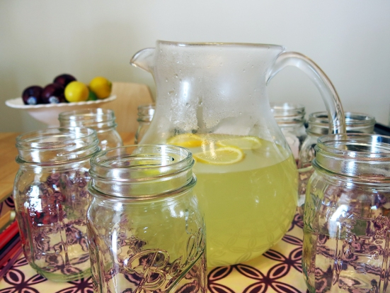 Man Fuel - Food Blog - Fresh Squeezed Lemonade