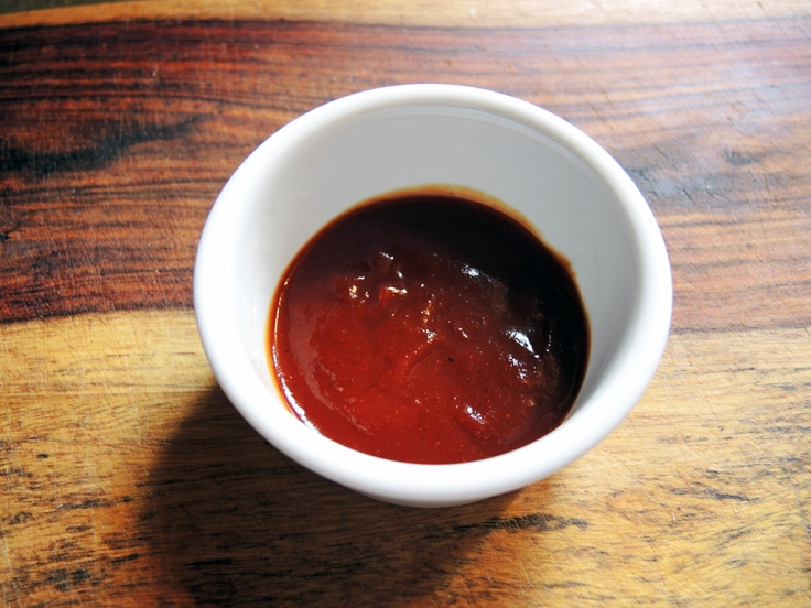 Man Fuel Food Blog - Sweet and Smoky Barbecue Sauce