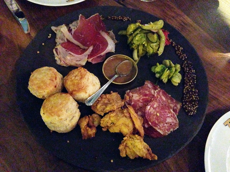Man Fuel Food Blog - Townsman - Boston, MA - Charcuterie Plate