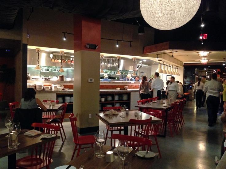 Man Fuel Food Blog - Townsman - Boston, MA - Interior
