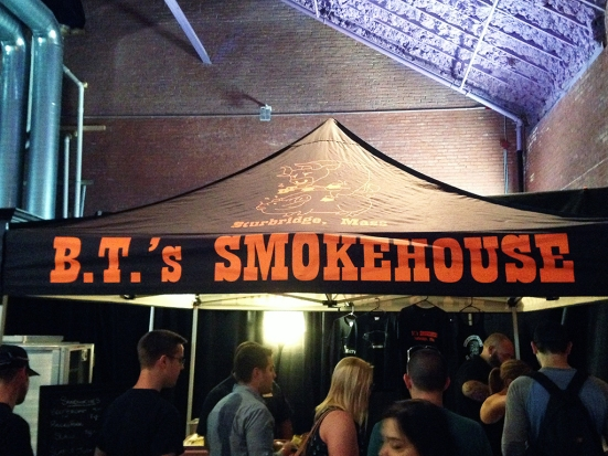 Man Fuel Food Blog - BTs Smokehouse - Drink Craft Beer Fest