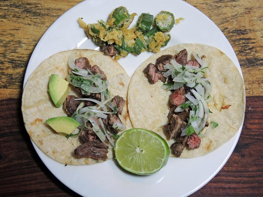 Man Fuel Food Blog - Carne Asada Tacos with Citrus Marinade