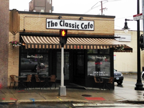 Man Fuel Food Blog - Classic Cafe - Providence, RI