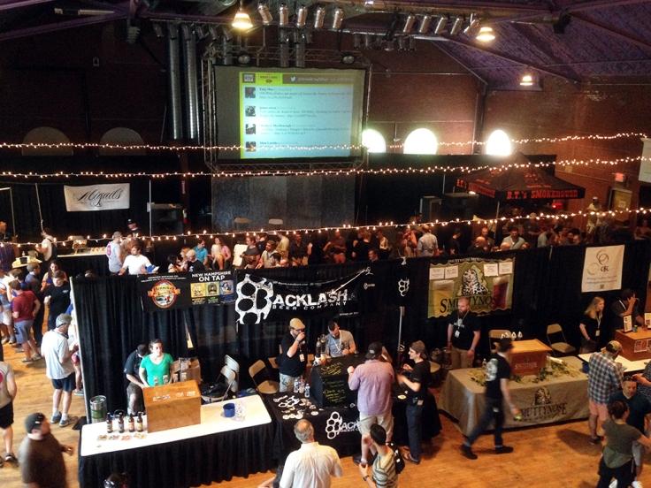 Man Fuel Food Blog - Drink Craft Beer - Beer and Barbecue Fest - Somerville, MA