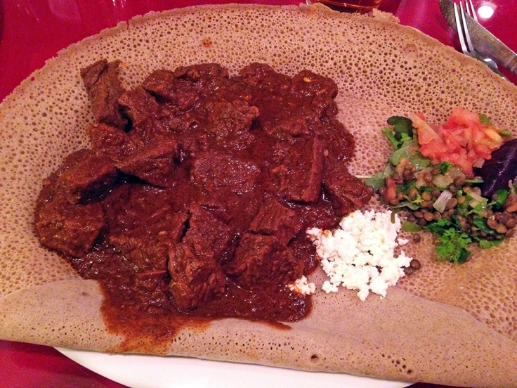 Man Fuel Food Blog - Abyssinia - Providence, RI - Key Wot