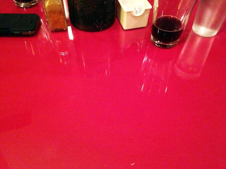 Man Fuel Food Blog - Abyssinia - Providence, RI - Tables