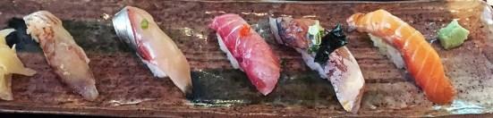 Man Fuel Food Blog - Cafe Sushi - Cambridge, MA - Samplers - Copy
