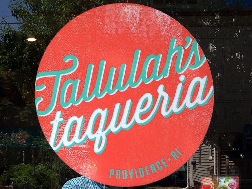 Man Fuel Food Blog - Tallulah's Taqueria - Providence, RI