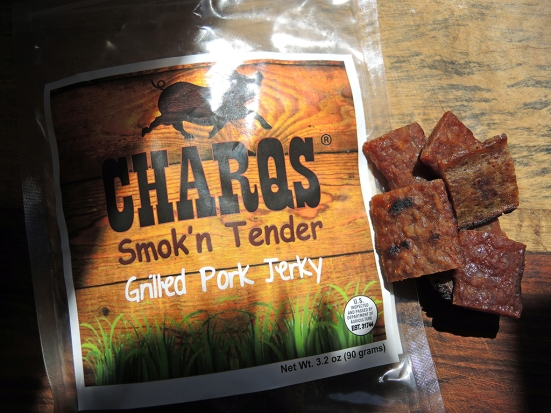 Man Fuel Food Blog - Charqs Smok'n Tender Grilled Pork Jerky Pieces