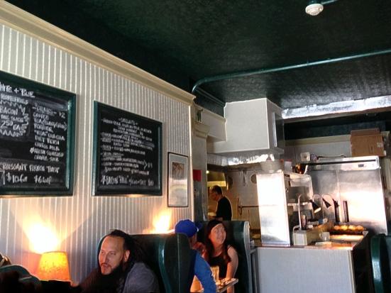 Man Fuel Food Blog - Kitchen Interior - Providence, RI