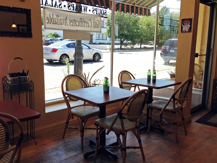 Man Fuel Food Blog - Cucina Mia - Quincy, MA - Interiorjpg