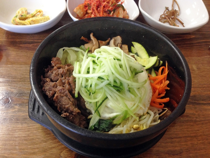 Man Fuel Food Blog - From the Seoul - North Dartmouth, MA - Bibimbap