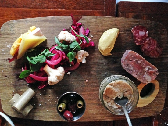 Man Fuel Food Blog - Metacom Kitchen - Warren, RI - Charcuterie