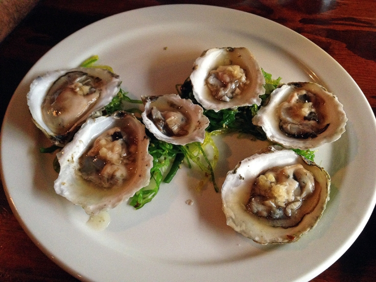 Man Fuel Food Blog - Metacom Kitchen - Warren, RI - Oysters