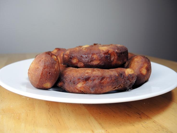 Man Fuel Food Blog - Apple Cider Donuts