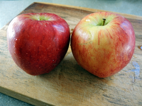 Man Fuel Food Blog - Honeycrisp Apples