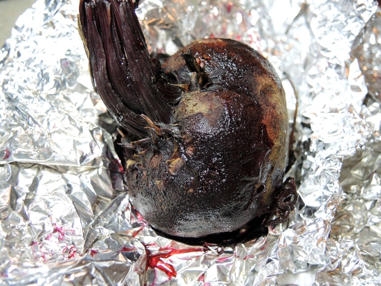Man Fuel Food Blog - Roasted Beet