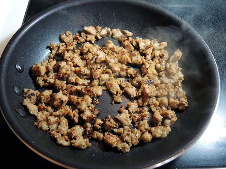 Man Fuel Food Blog - Browning Sausage