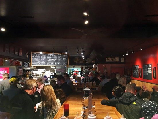 Man Fuel Food Blog - BT's Smokehouse - Strubridge, MA - Interior