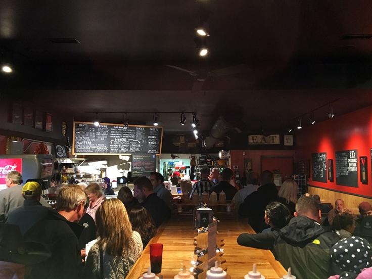 Man Fuel Food Blog - BT's Smokehouse - Strubridge, MA - Interior